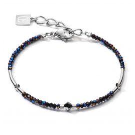 Coeur de Lion 5080/30-0746 Damenarmband Nachtblau