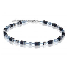 Coeur de Lion 4015/10-0721 Ladies´ Necklace Night Blue