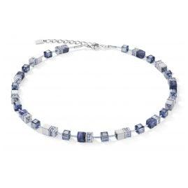 Coeur de Lion 4017/10-0700 Damen-Kette Blau