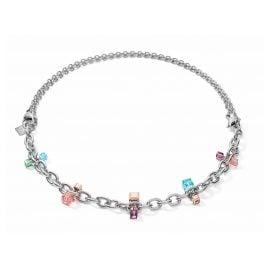 Coeur de Lion 5063/10-1578 Damen-Halskette Casual & Chunky Chain Art Nouveau