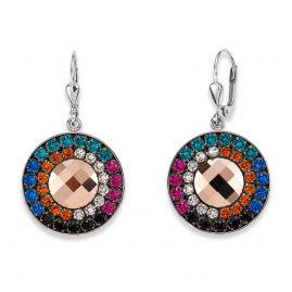 Coeur de Lion 4836/20-1541 Ladies´ Earrings Multi-Colour