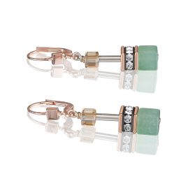 Coeur de Lion 4905/20-0510 Ladies´ Drop Earrings Green