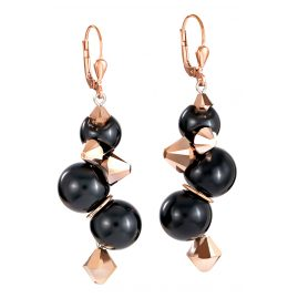 Coeur de Lion 4937/20-1300 Women's Drop Earrings Black