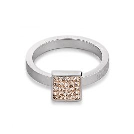 Coeur de Lion 0117/40-225 Ladies Ring Peach