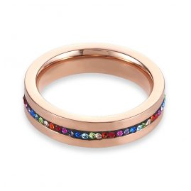 Coeur de Lion 0226/40-1500 Ladies´ Ring Multi-Colour