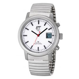 ETT Eco Tech Time EGS-11187-11M Solar Drive RC Mens Watch