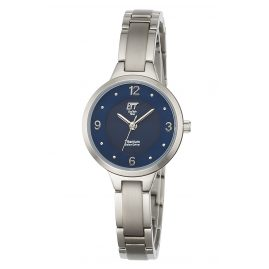 ETT Eco Tech Time ELT-12045-31M Ladies' Watch Solar Drive Titanium