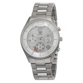 ETT Eco Tech Time EGT-12047-41M Men's Watch Solar Chronograph Titanium