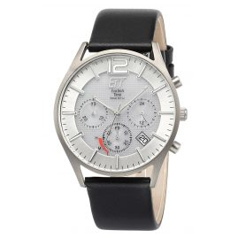 ETT Eco Tech Time EGT-12050-41L Solar Men's Chronograph Titanium