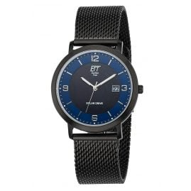 ETT Eco Tech Time EGS-12077-32M Gent's Solar Watch Sahel