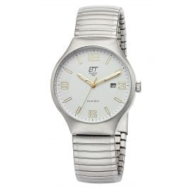 ETT Eco Tech Time EGS-12087-11M Solar Watch for Men Sonora Two-Colour
