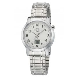 Master Time MTLA-10307-12M RC Ladies Watch with Elastic Bracelet