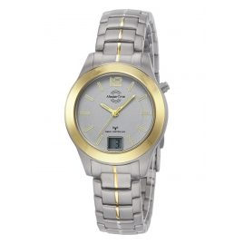 Master Time MTLT-10354-42M Radio-Controlled Ladies Watch Expert Titanium