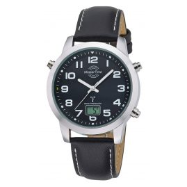 Master Time MTGA-10457-22L Radio-Controlled Mens Watch Specialist
