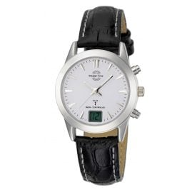 Master Time MTLS-10472-41L Damen-Funkuhr Advanced
