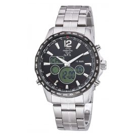 Master Time MTGS-10555-21M GPS Satellite Wave Mens Watch