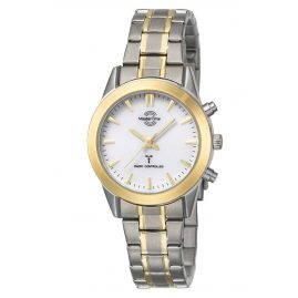 Master Time MTLS-10319-12M Radio-Controlled Ladies Watch Advanced