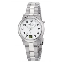Master Time MTLT-10654-41M Titanium Ladies' Radio-Controlled Watch