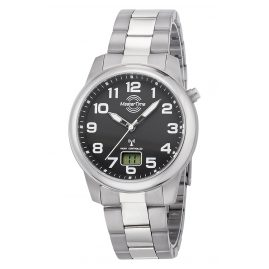 Master Time MTGT-10651-50M Titanium Men's Radio-Controlled Watch