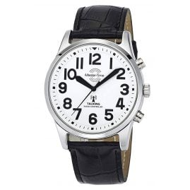 Master Time MTGA-10690-60L German Talking Radio-Controlled Men's Watch