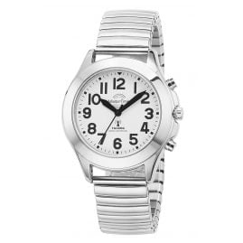 Master Time MTLA-10706-60M German Talking Radio-Controlled Women's Watch