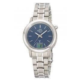 Master Time MTLT-10756-31M Funk-Armbanduhr für Damen Titan