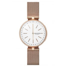 Skagen Connected SKT1404 Hybrid Ladies Smartwatch Signatur T-Bar