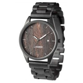 Laimer 0075 Wood Watch Sascha