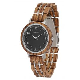 Laimer 0089 Ladies' Wood Watch Elly