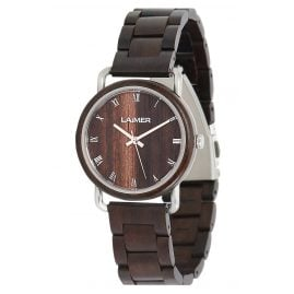 Laimer 0113 Ladies' Wooden Watch Gerda