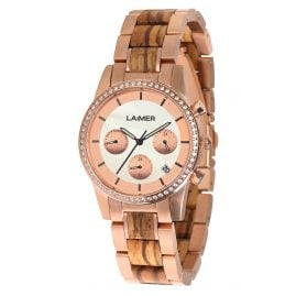Laimer 0136 Ladies' Multifunction Watch Kora