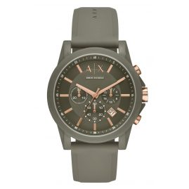 Armani Exchange AX1341 Men´s Wristwatch Chronograph Outerbanks