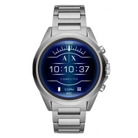 Armani Exchange Connected AXT2000 Herrenuhr Touchscreen Smartwatch