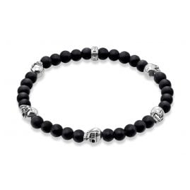 Thomas Sabo A1097-023-11 Unisex Bracelet Death´s Head