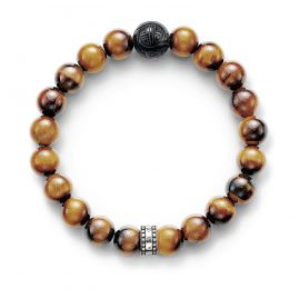 Thomas Sabo A1408-806-2 Bracelet Brown