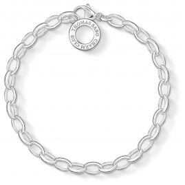 Thomas Sabo X0031-001-12 Silver Bracelet for Charms