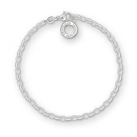 Thomas Sabo X0163-001-12 Silver Bracelet for Charms Classic