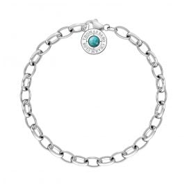 Thomas Sabo X0229-404-17 Silver Bracelet for Charms