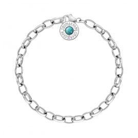 Thomas Sabo X0229-404-17 Silberarmband für Charms