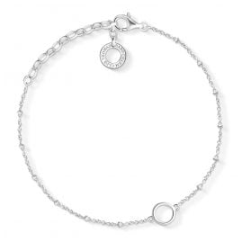 Thomas Sabo X0231-001-12 Silver Bracelet for Charms