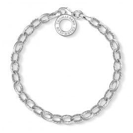 Thomas Sabo X0230-001-12 Silver Bracelet for Charms