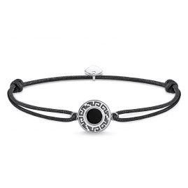 Thomas Sabo LS060-505-11 Armband Little Secret Ornament Schwarz
