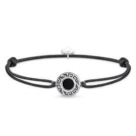 Thomas Sabo LS060-505-11 Armband Little Secret Ornament Schwarz