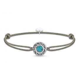 Thomas Sabo LS061-504-5 Armband Little Secret Ornament Türkis