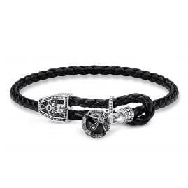 Thomas Sabo A1788-949-11-L25v Unisex Bracelet Royalty Cross