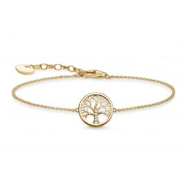 Thomas Sabo A1828-414-14-L19v Damenarmband Tree of Love