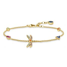 Thomas Sabo A1839-315-7-L19v Damen-Armband Libelle
