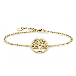 Thomas Sabo A1868-488-7-L19v Ladies´ Bracelet Tree of Love