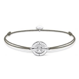 Thomas Sabo LS078-401-5-L20v Bracelet Little Secret Compass Faith, Love, Hope