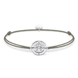 Thomas Sabo LS078-401-5-L20v Armband Little Secret Kompass Glaube, Liebe, Hoffnung